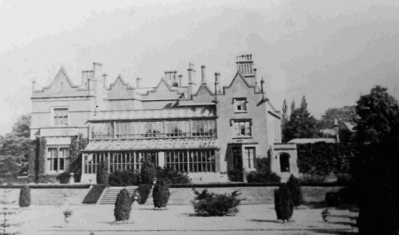 Abney Hall c1865